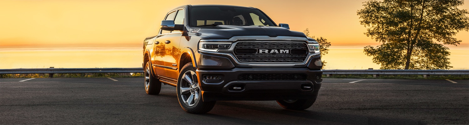 2020 Ram 1500 - Be the Best